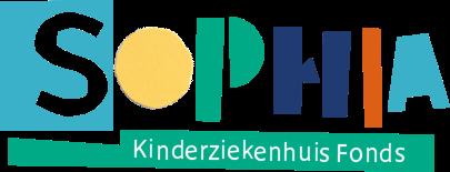 Logo Sophia Kinderziekenhuis Fonds